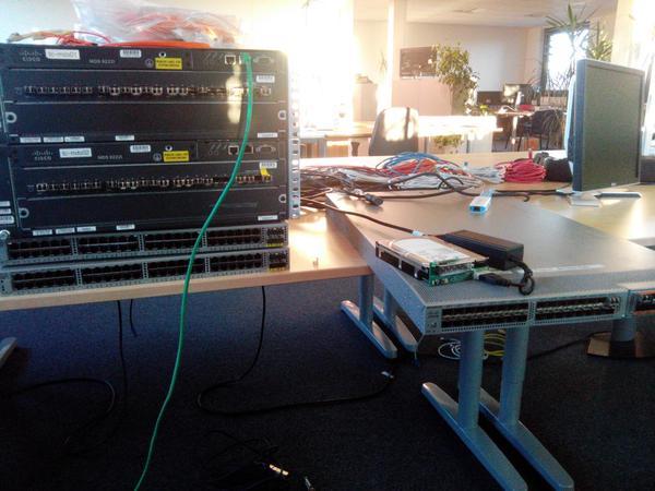 CCIE DC Lab